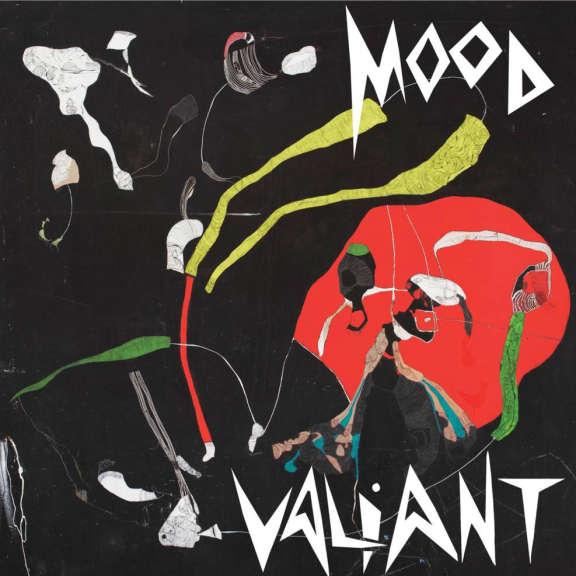 Hiatus Kaiyote Mood Valiant (red in black) LP 2021