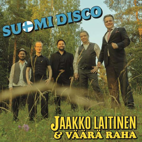 Jaakko Laitinen & Väärä Raha Suomi Disco LP 2021