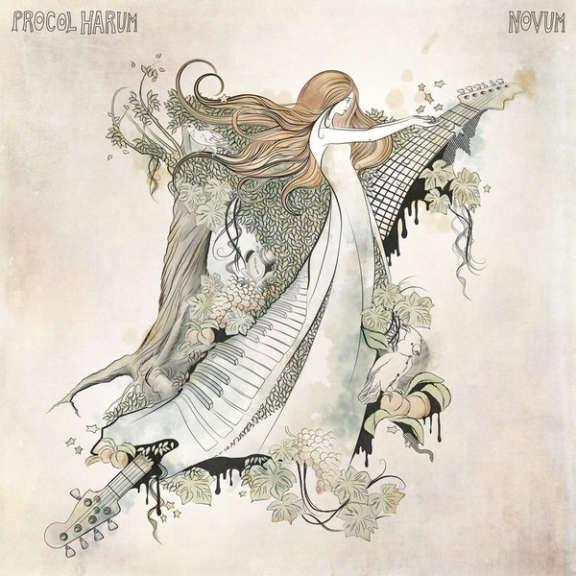 Procol Harum Novum LP 0