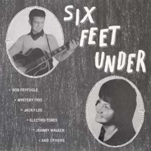 Various Six Feet Under LP 2021