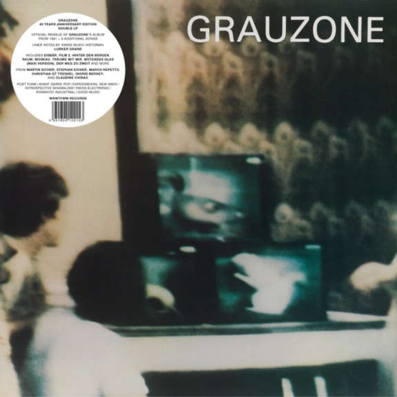 Grauzone Grauzone (40th anniversary) LP 2021