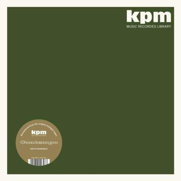 Keith Mansfield Contempo LP 2021