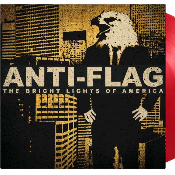 Anti-Flag Bright Lights Of America (coloured) LP 2021