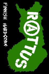 RATTUS Finnish Hardcore -kasetti + zine + juliste Kasetti 2021