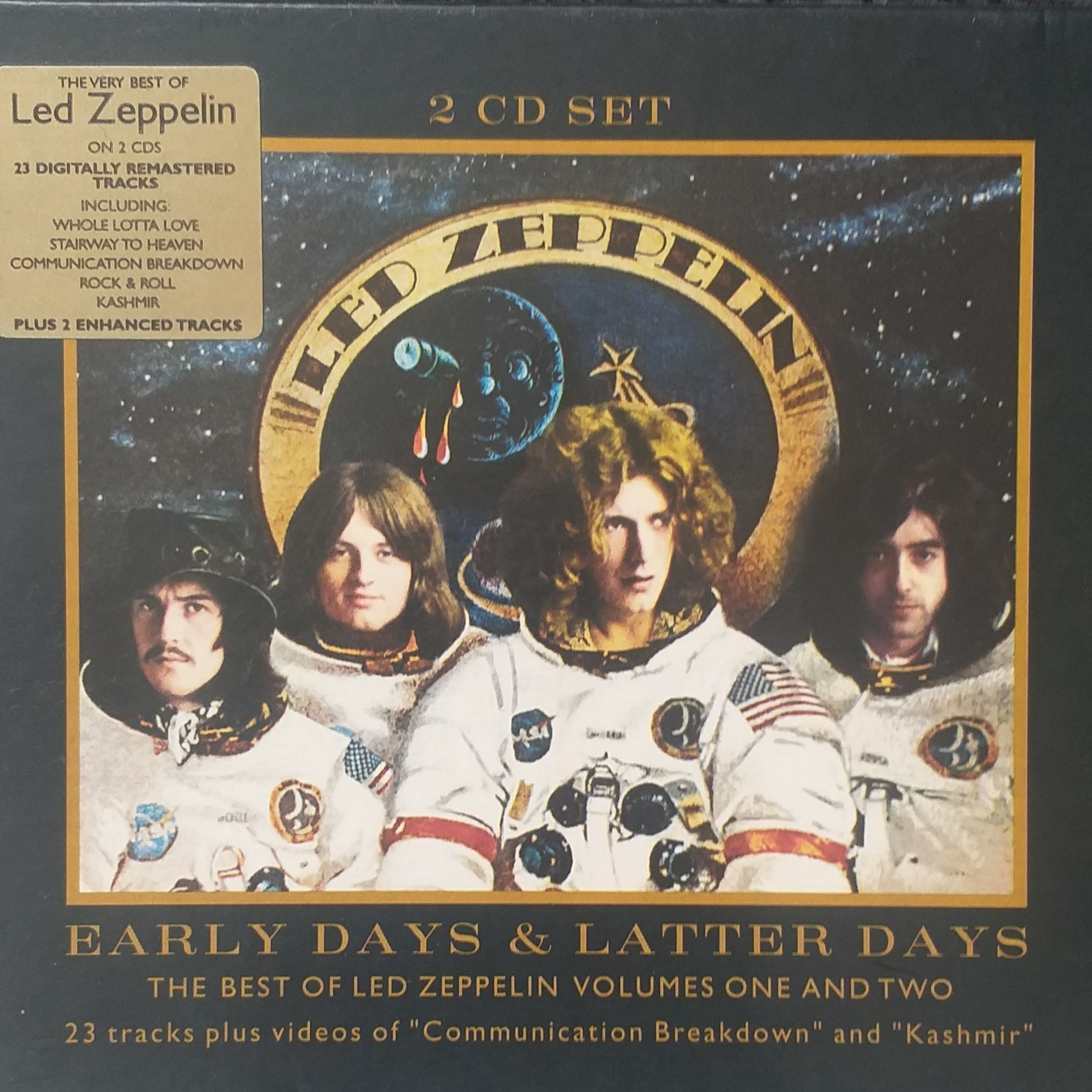 Led zeppelin Early days& latter days , the best of ... LP undefined