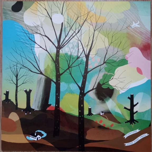 Efterklang Under Giant Trees LP 0