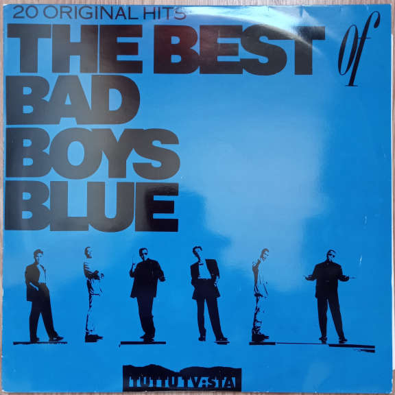 Bad Boys Blue The Best Of  LP 0