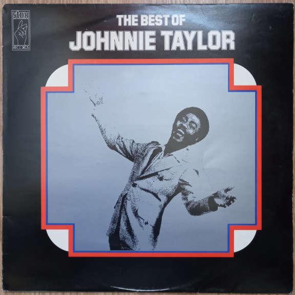 Johnnie Taylor The Best Of Johnnie Taylor LP 0