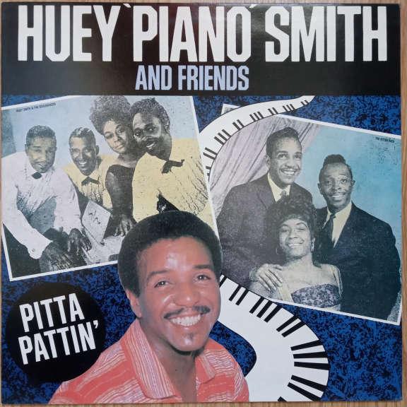 """Huey """"Piano"""" Smith Pitta Pattin' LP 0"""