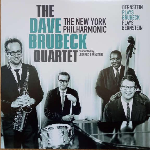 The Dave Brubeck Quartet Bernstein Plays Brubeck Plays Bernstein LP 0