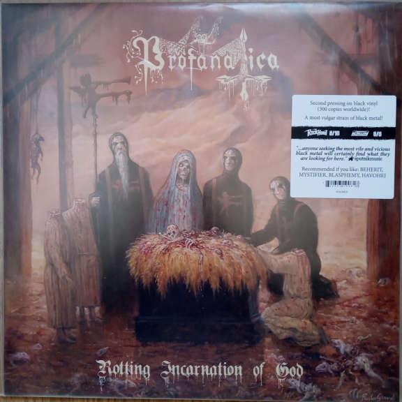 Profanatica Rotting Incarnation Of God LP 0