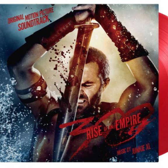 Junkie XL (various artists) Soundtrack : 300: Rise of an Empire (coloured) LP 2021