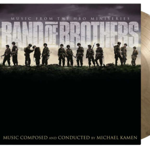 Michael Kamen (various artists) Soundtrack : Band Of Brothers (20th anniversary) (coloured) LP 2021