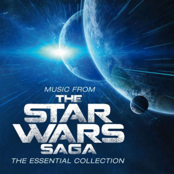 Robert Ziegler (various artists) Soundtrack : Music From the Star Wars Saga - the Essential Collection (coloured) LP 2021