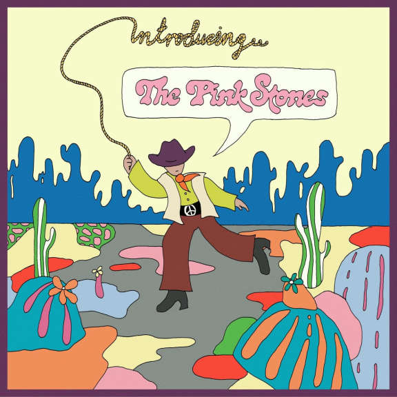 The Pink Stones Introducing...The Pink Stones LP 2021