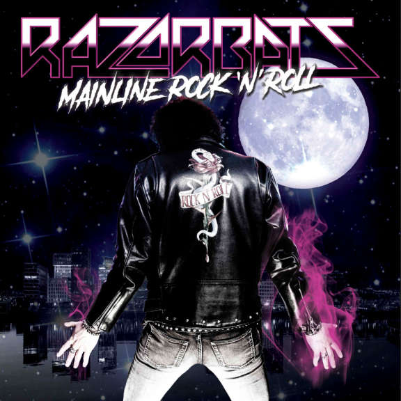 Razorbats Mainline Rock 'N' Roll LP 2021