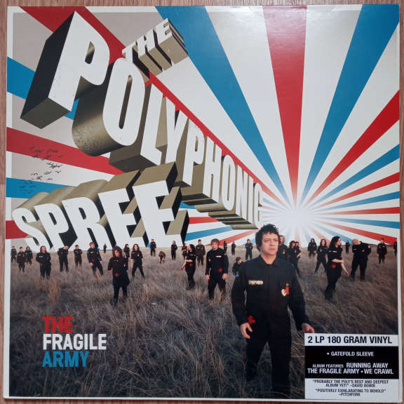 The Polyphonic Spree The Fragile Army LP 0