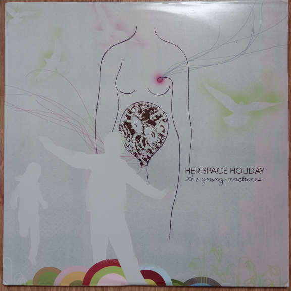 Her Space Holiday The Young Machines LP 0