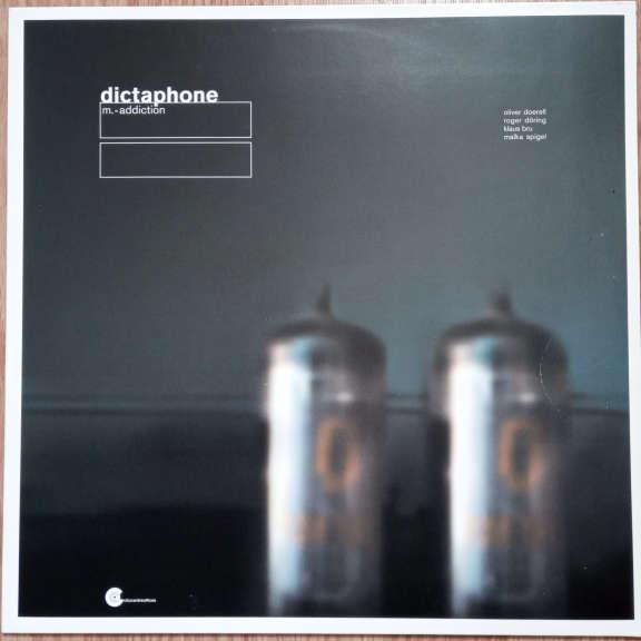 Dictaphone M.=addiction LP 0