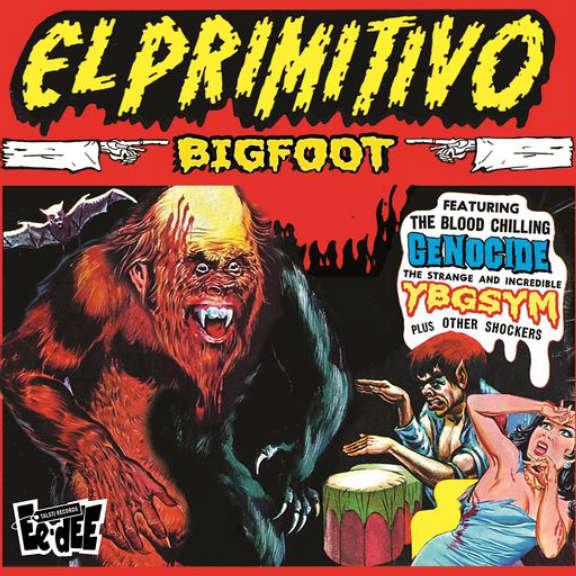 El Primitivo Big Foot LP 2021