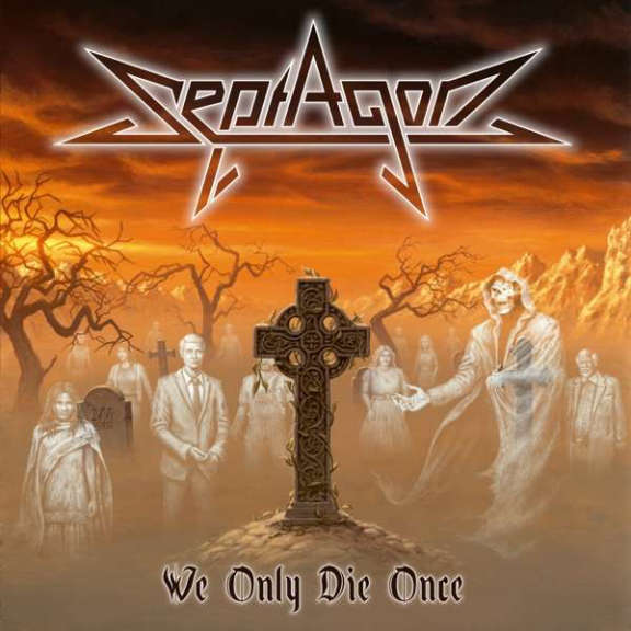 Septagon We Only Die Once (white) LP 2021
