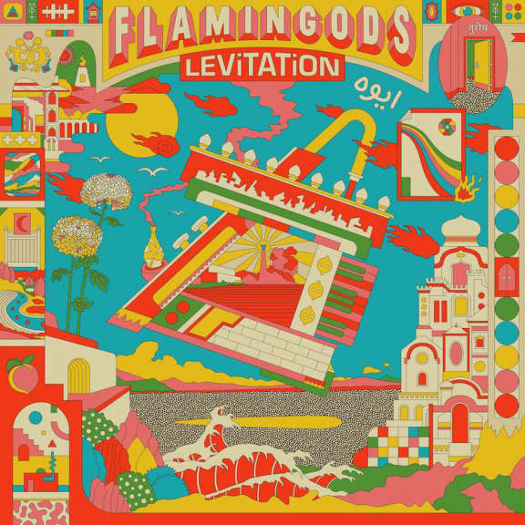 Flamingods Levitation (coloured) LP 2021