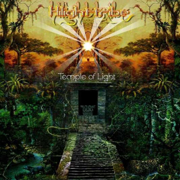 Hilight Tribe Temple Of Light LP 2021