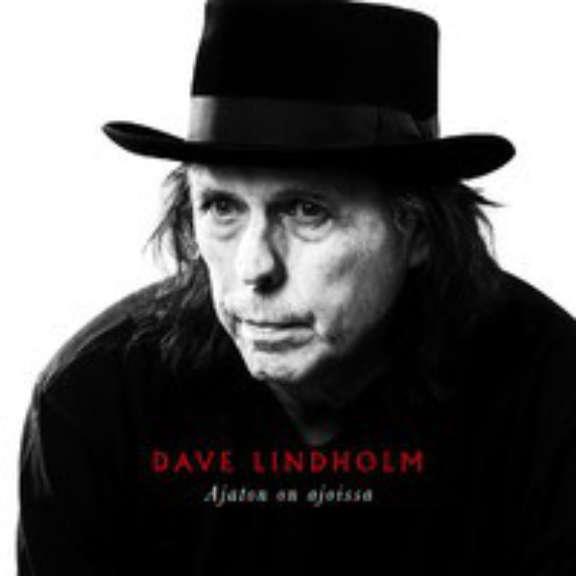 Dave Lindholm Ajaton on ajoissa LP 0