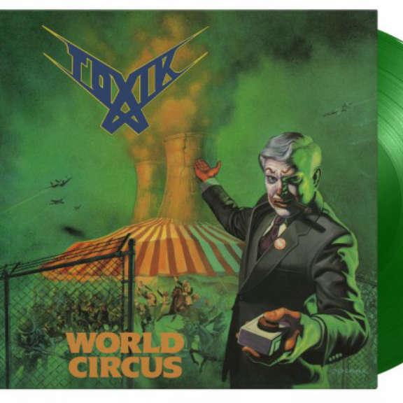 Toxik World Circus (coloured) LP 2021