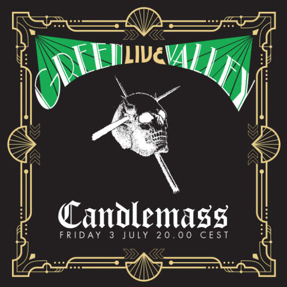 Candlemass Green Valley 'Live' LP 2021