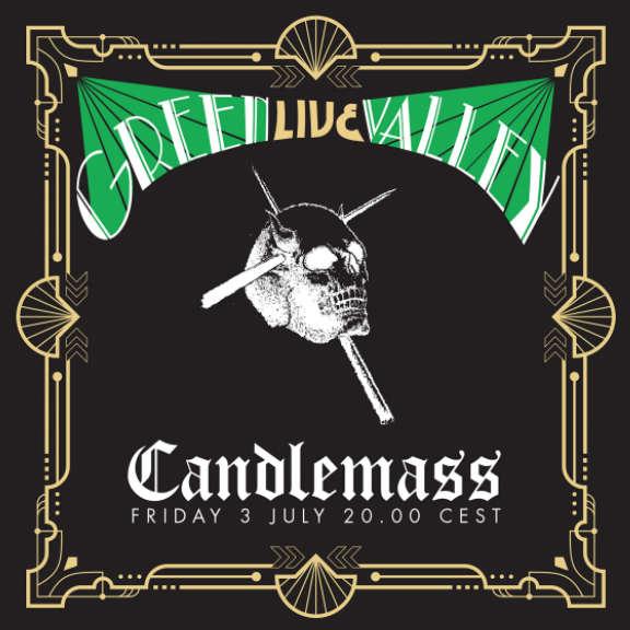 Candlemass Green Valley 'Live' LP 2021