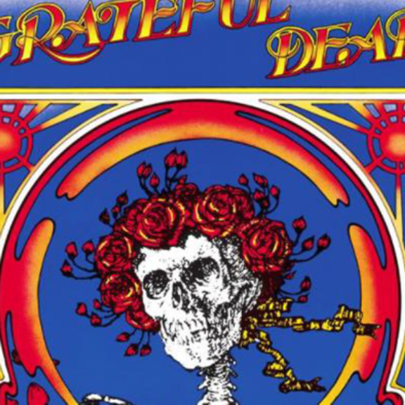 Grateful Dead Grateful Dead (Skull & Roses) (50th anniversary) LP 2021
