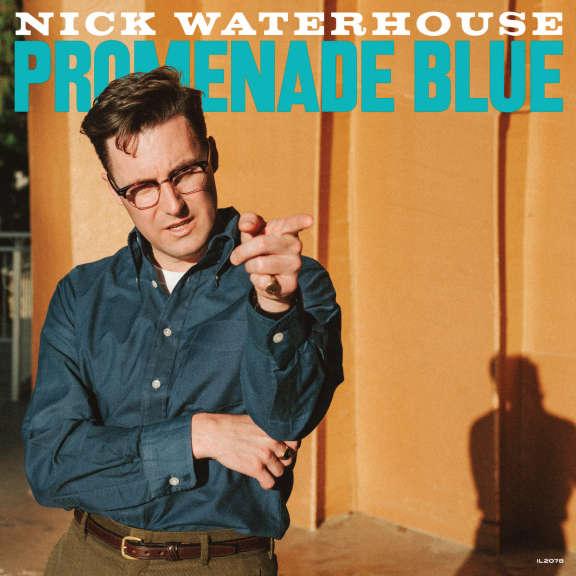Nick Waterhouse Promenade Blue LP 2021