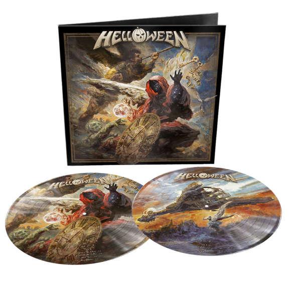Helloween Helloween (picture disc) LP 2021