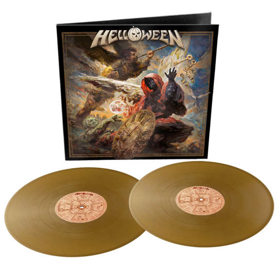 Helloween Helloween (gold) LP 2021