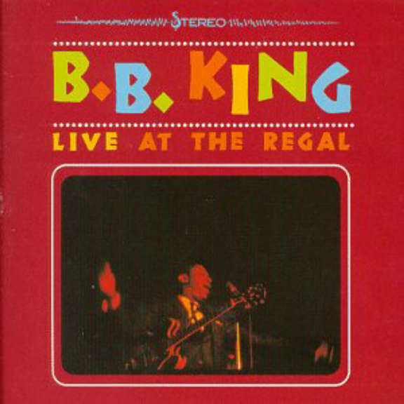B.B. King Live At The Regal LP 2004