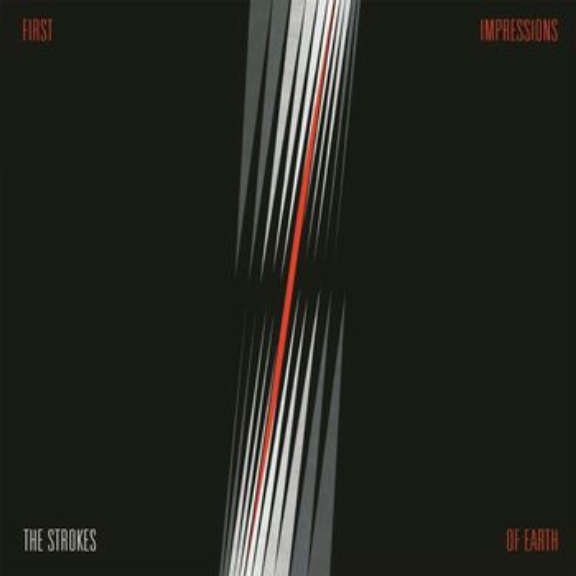 Strokes First Impressions Of Earth LP 2021