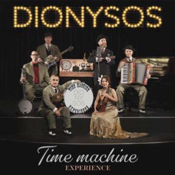 Dionysos Time Machine Experience LP 2021