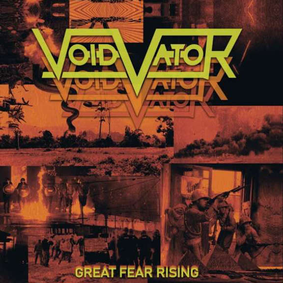 Void Vator Great Fear Rising LP 2021