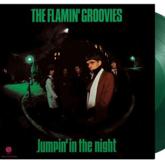 Flamin' Groovies Jumpin' In the Night (coloured) LP 2021