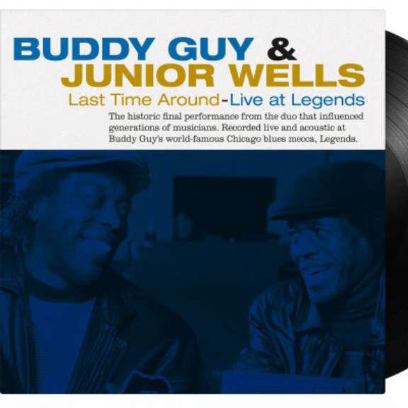 Buddy Guy & Junior Wells Last Time Around -Live- LP 2021