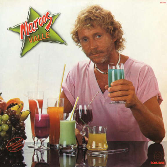 Marcos Valle Marcos Valle 1983 (pink) LP 2021