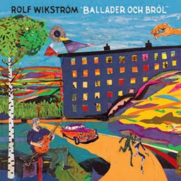 Rolf Wikström Ballader och Bröl LP 2021