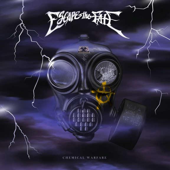 Escape The Fate Chemical Warfare LP 2021
