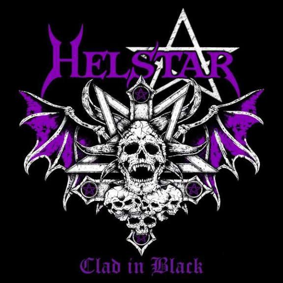Helstar Clad In Black (coloured) LP 2021