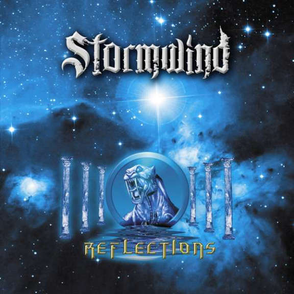 Stormwind Reflections (black) LP 2021