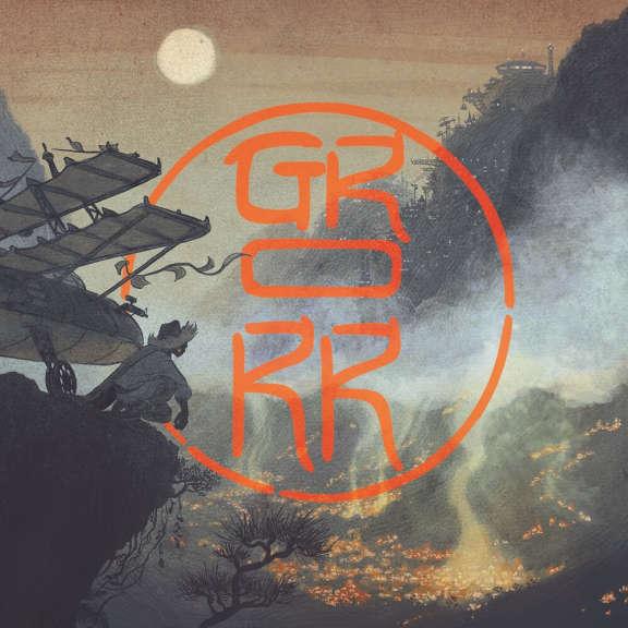 Grorr Ddulden's Last Flight (black) LP 2021