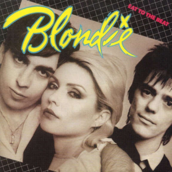 Blondie Eat To The Beat LP 2015
