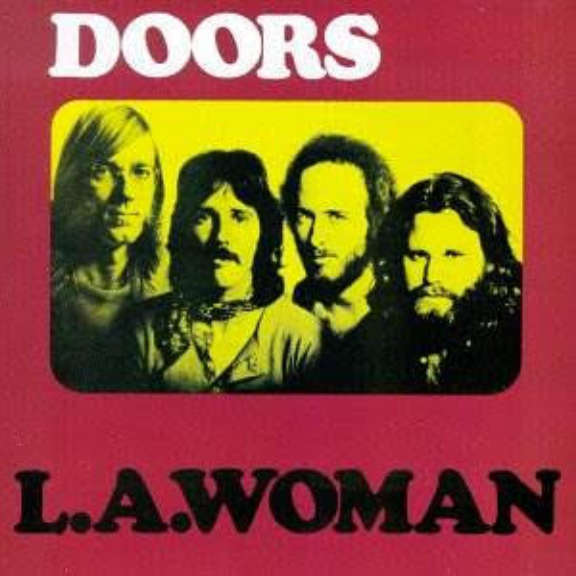 The Doors L.A. Woman LP 2021