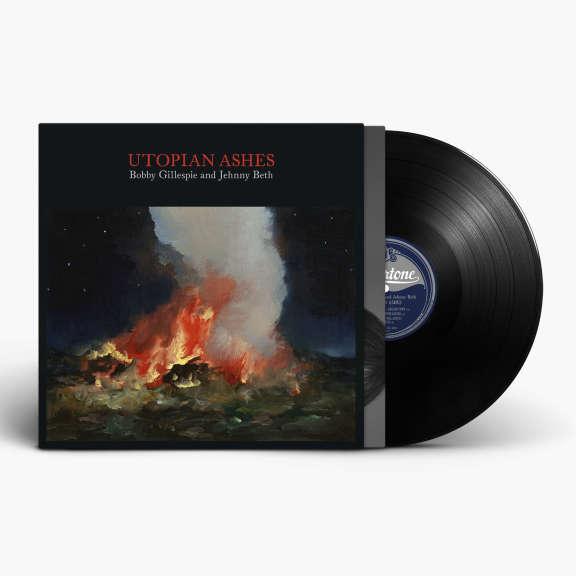 Bobby Gillespie & Jehnny Beth Utopian Ashes (black) LP 2021